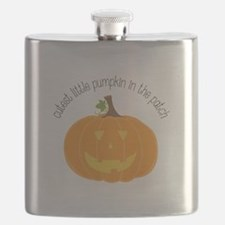 Cutest in the Patch Flask