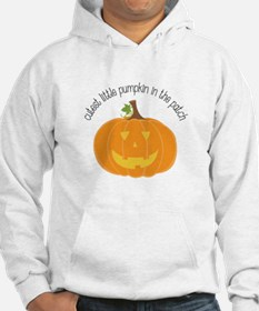 Cutest in the Patch Hoodie
