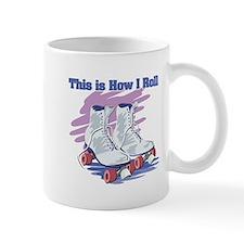 How I Roll (Roller Skates) Mug