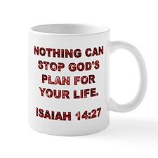 ISAIAH 14:27 Mug
