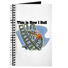 How I Roll (Roller Coaster) Journal