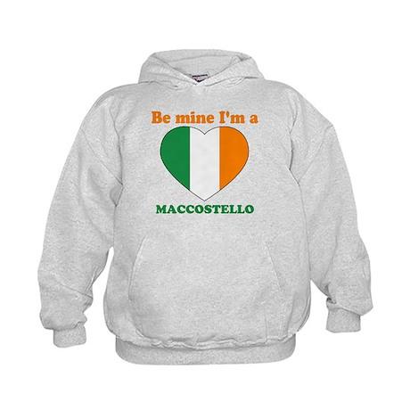 MacCostello, Valentine's Day Kids Hoodie