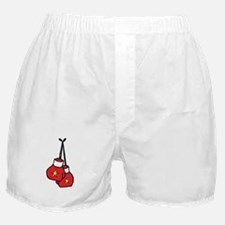 Boxing Gloves Boxer Shorts