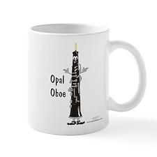 Opal Oboe Mug