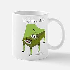Haydn Harpsichord Mug