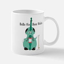 BoBo vin Bass Voilin Mug