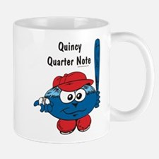 Quincy Quarter Note Mug