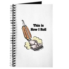 How I Roll (Vacuum Cleaner) Journal