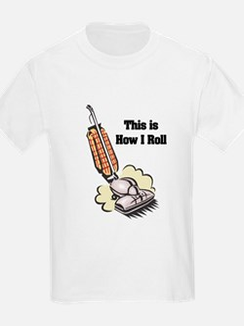 How I Roll (Vacuum Cleaner) T-Shirt