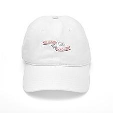 Bride Groom Baseball Baseball Cap