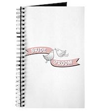 Bride Groom Journal