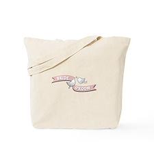Bride Groom Tote Bag