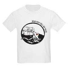Dead men tell no tales. T-Shirt