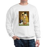 The Kiss & Tri Cavalier Sweatshirt