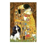 The Kiss & Tri Cavalier Postcards (Package of 8)