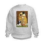 The Kiss & Tri Cavalier Kids Sweatshirt
