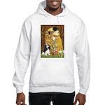 The Kiss & Tri Cavalier Hooded Sweatshirt