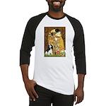 The Kiss & Tri Cavalier Baseball Jersey