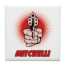 Mitchell Tile Coaster
