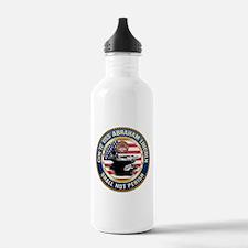 CVN-72 USS Abraham Lin Water Bottle