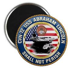 CVN-72 USS Abraham Lincoln Magnet
