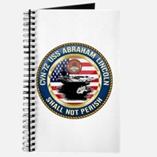 CVN-72 USS Abraham Lincoln Journal