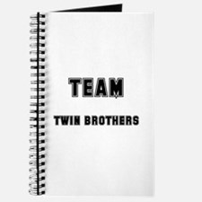 TEAM TWIN BROTHERS Journal