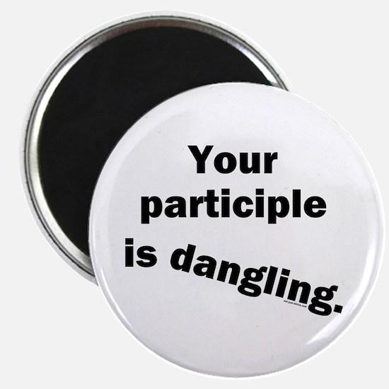 Dangling Participle Magnet
