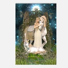 Princess of Unicorns Postcards (Package of 8)