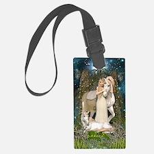 Princess of Unicorns Luggage Tag