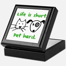 Pet Hard (Pets) Keepsake Box