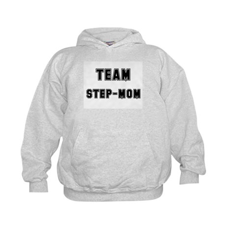 TEAM STEP-MOM Kids Hoodie