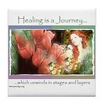 Healing Tile Coaster