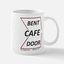 Bent Door Cafe Route 66 Mug