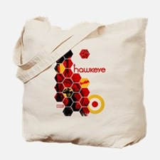 Hawkeye Hex Tote Bag