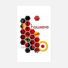 Hawkeye Hex Decal