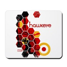 Hawkeye Hex Mousepad