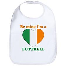 Luttrell, Valentine's Day Bib