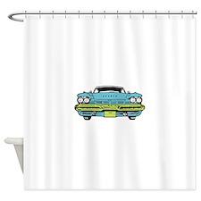 American Classic Shower Curtain