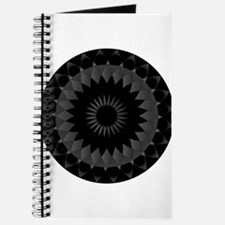 Funny Round Journal