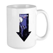 Hawkeye Down Arrow Mug