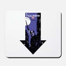 Hawkeye Down Arrow Mousepad