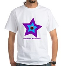 Starro - The Original Facehugger (w/ text) T-Shirt