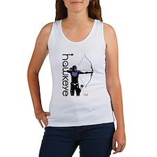 Hawkeye Bow Women's Tank Top