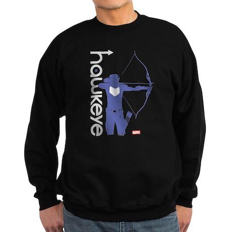 Hawkeye Bow Sweatshirt (dark)