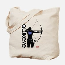 Hawkeye Bow Tote Bag