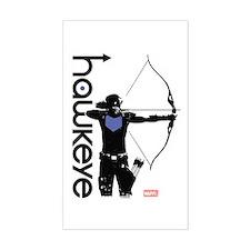Hawkeye Bow Decal
