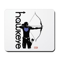 Hawkeye Bow Mousepad