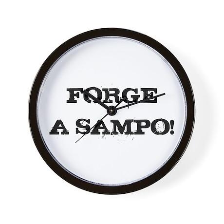 Sampo Wall Clock