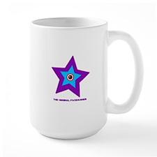Starro - The Original Facehugger (w/ text) Mugs